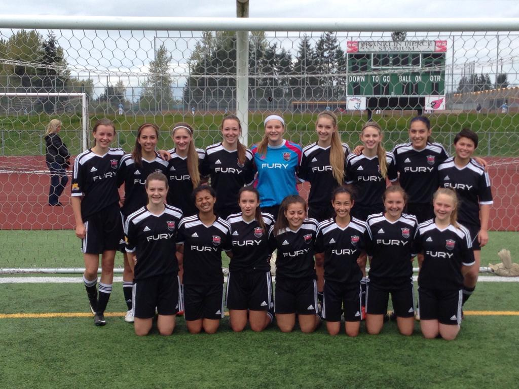 2015 PSPL Spring Superleague -Champions!