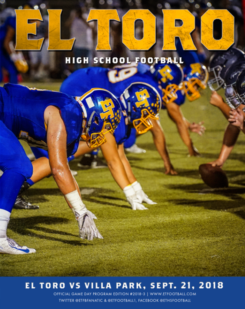 El Toro High School Football