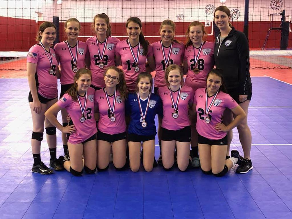 Congratulations 14U Soles on your 3rd place Gold finish at the RVC Regional Championships! Awesome job!!!!! #oneteamonenation jvaonline.org
