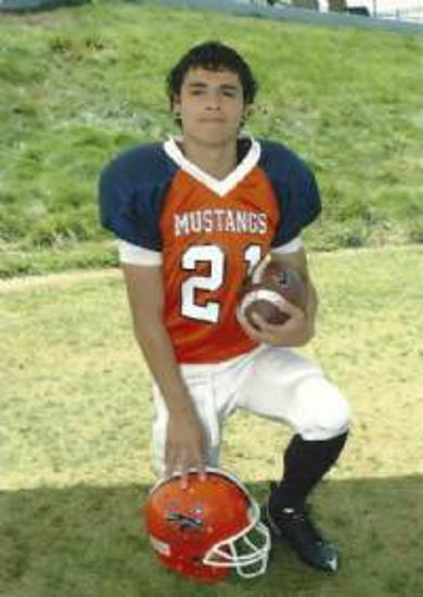 #21 Anthony Ray Alvarez