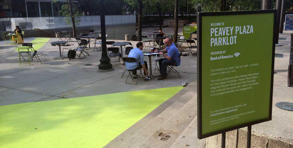 Parklot, Downtown Experience Committee, 2025 Plan, Downtown Minneapolis