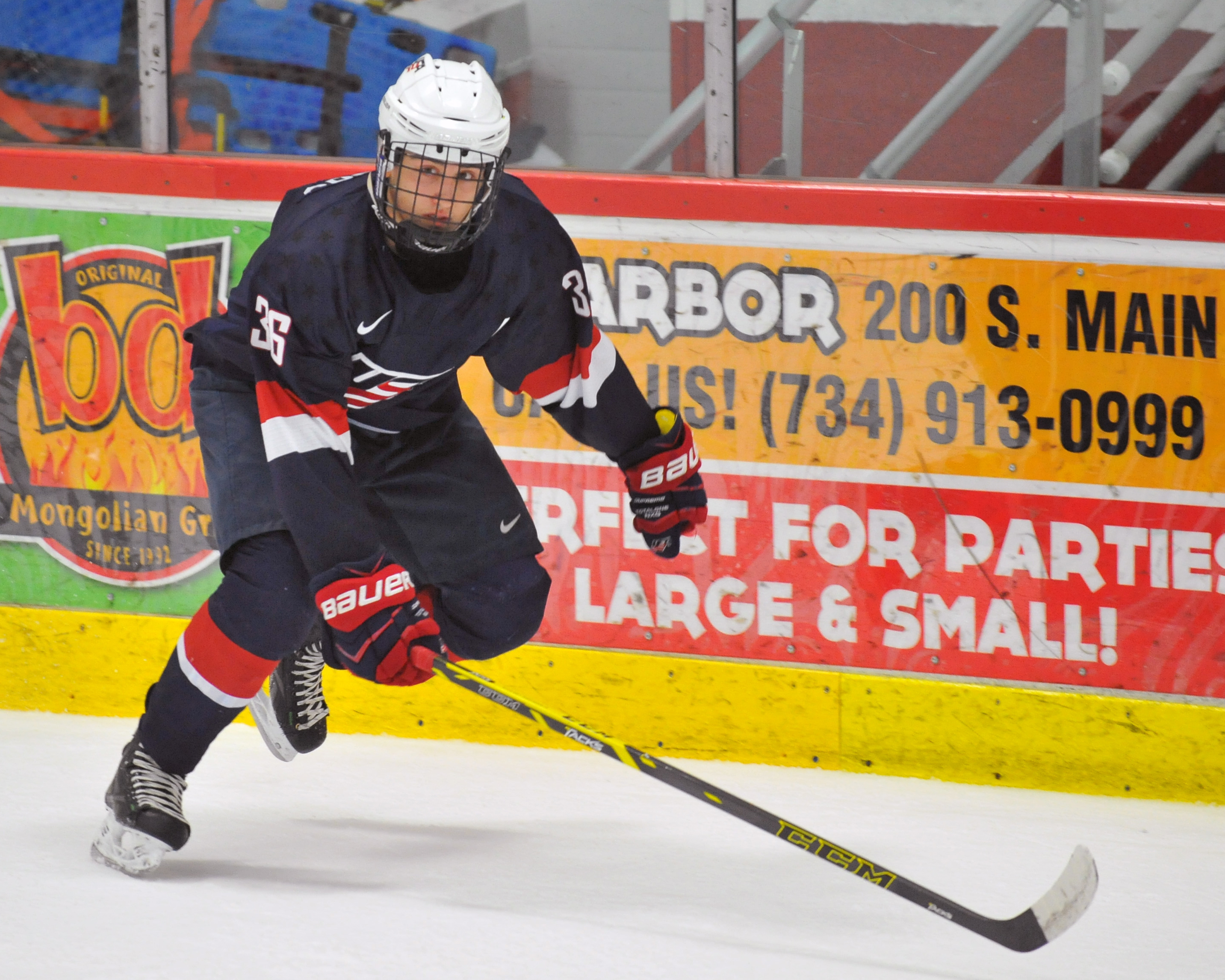 Bloomington indiana midget hockey