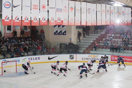 Team USA Falls in Shootout, 2-1, to Canada West in World