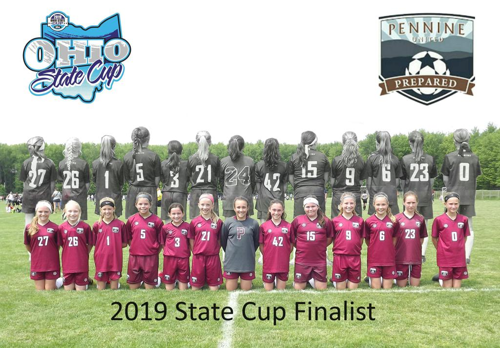 2019 State Cup Finalist