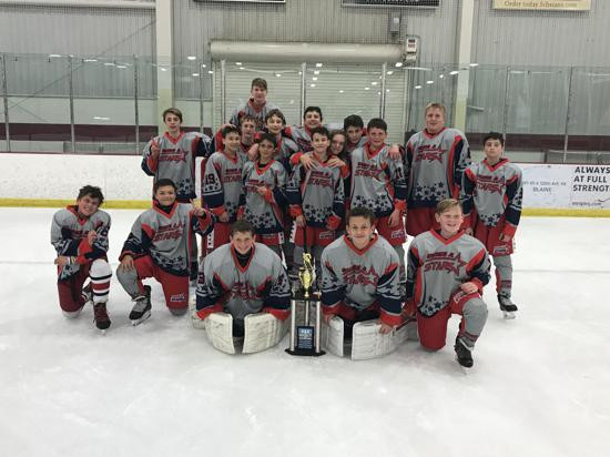 2006 jr Stars take 2nd place at 2019 AAA showdown