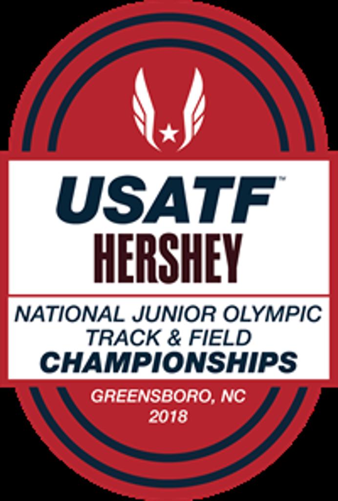 2018 Junior Olympics Medalist