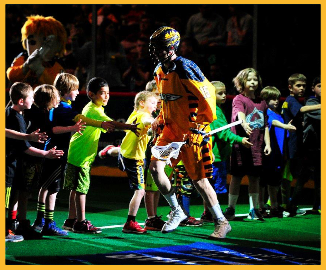 swarm lacrosse group tickets while sitting in your seats when the arena goes dark in preparation for the swarm starting lineup did you ever wish you were standing on the field in the