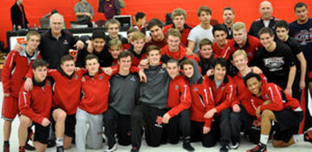Eden Prairie Wrestling High School Team