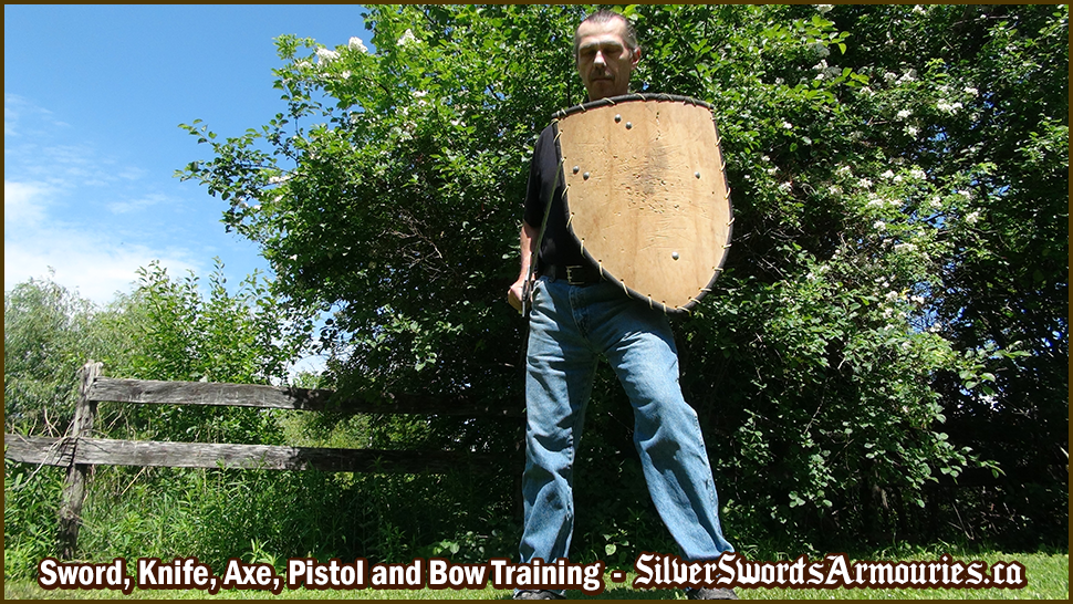 Sword Fighting Training in Mississauga and Oakville with Silver Swords Armouries