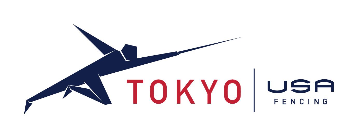 Usa Fencing Unveils Logo For Tokyo 2020