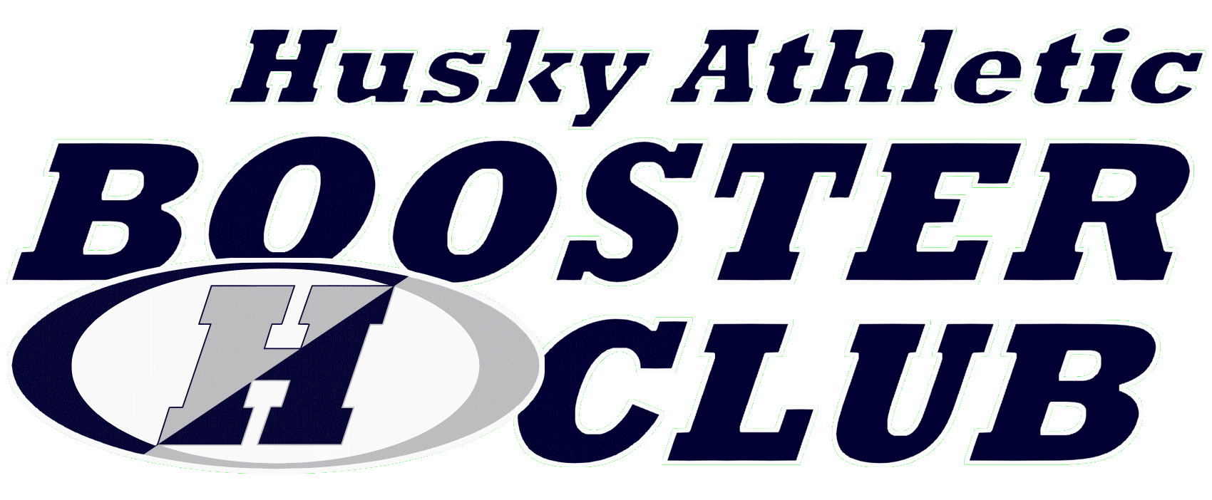 Husky Athletics Booster Club Logo