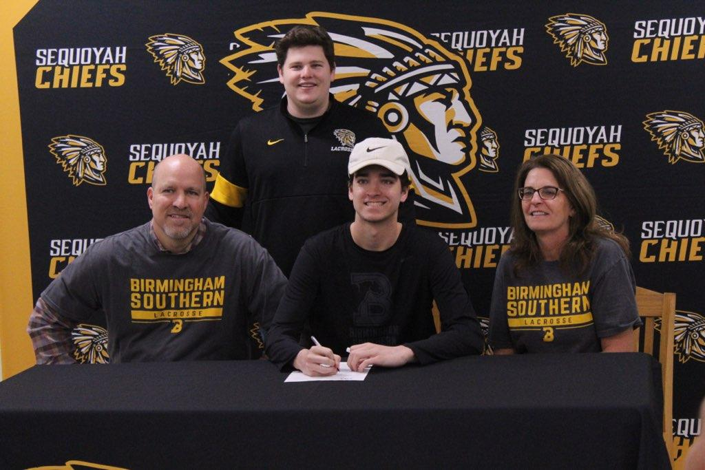 Max Downs Signs with Birmingham Southern
