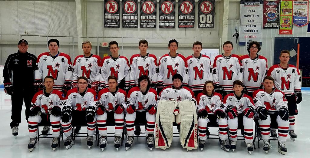 Northstars High School Hockey Team - 2018-19