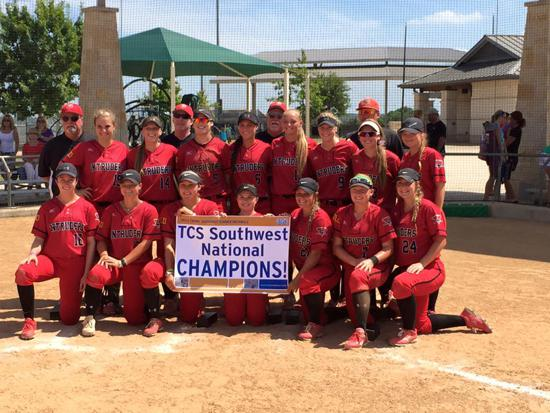 TCS Southwest National Champions 2015