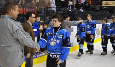 World Selects Invite 98 silver medal