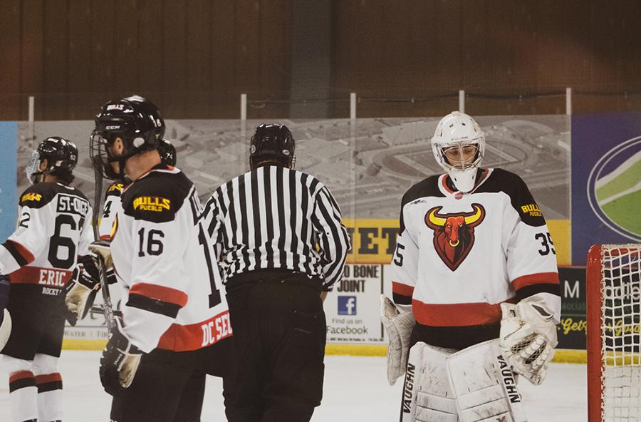 The Pueblo Bulls and Northern Colorado Eagles joined the USPHL prior to the start of the 2020-21 season. The organizations previously competed in the Western States Hockey League. Photo courtesy of the Pueblo Bulls