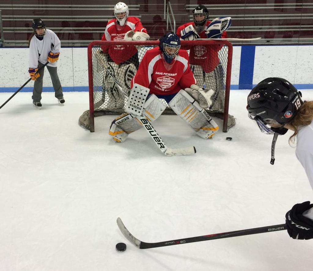 how to start a hockey camp
