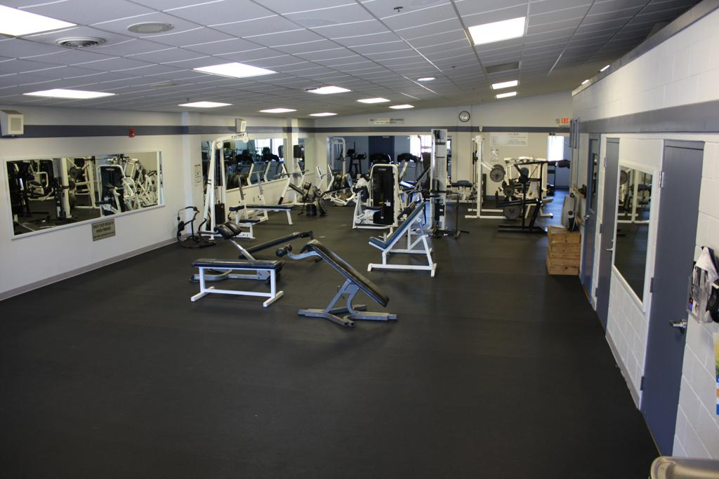 Little bear fitness center