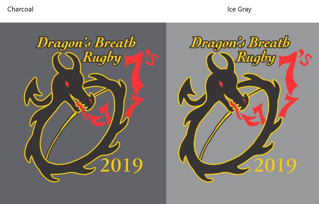 Back Logo and Color Options