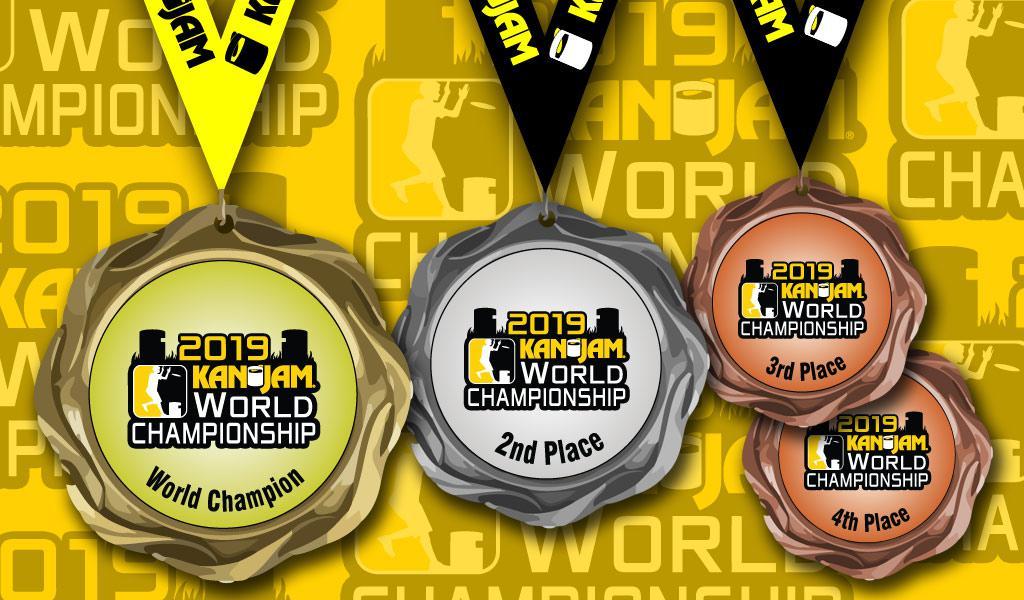 2019 medals