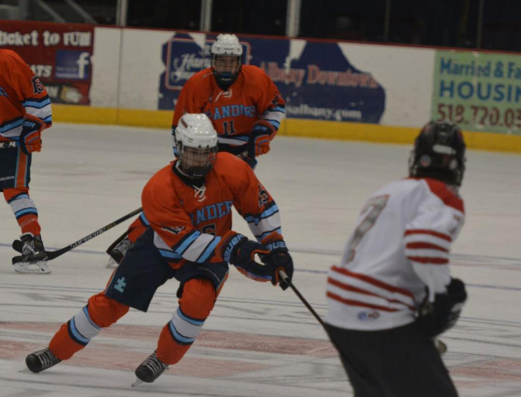 Islanders Hockey Club Of The Usphl