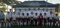 00 Boys D1 Classic league first place! The boys qualify for the automatic Dallas Cup spot!
