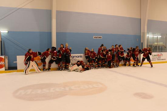 Total Aa hockey midget tournament hot !!!