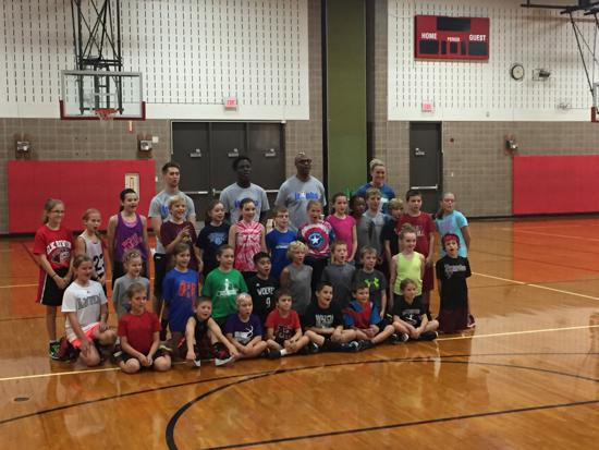 MEA TIMBERWOLVES CLINIC