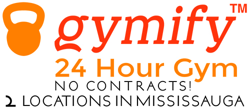 Mississauga Gym - Gymify.me has 2 locations in Mississauga with No Contracts! 24-hour-a-day gym with Key Fob Entry!
