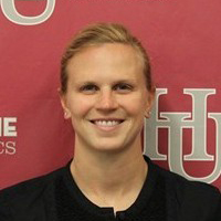 <strong>Natalie Darwitz</strong> Head Women's Hockey Coach, Hamline University and three-time Olympian