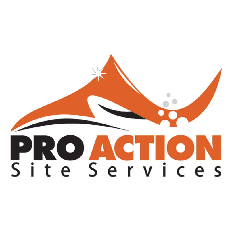 Mississauga Logo Design by Kevin J. Johnston - Pro Action Site Services