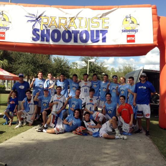 2015 Paradise Shootout High School Champs