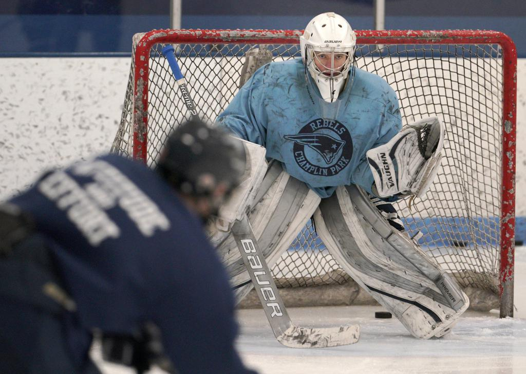 MN H.S.: Champlin Park's Third-generation Goalie Anything But Routine