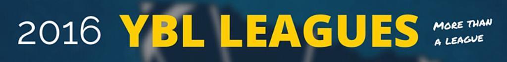 2016 YBL Leagues