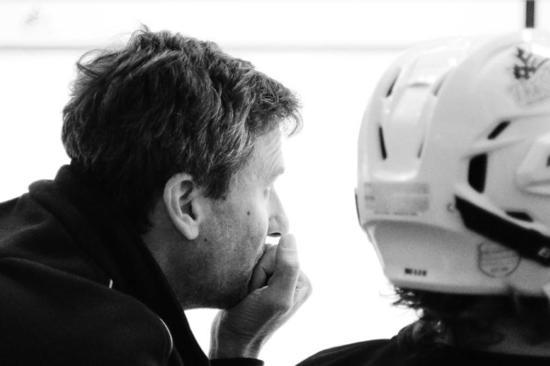 Snuggerud is also head boys' hockey coach at Chaska High School. Credit: YHH.