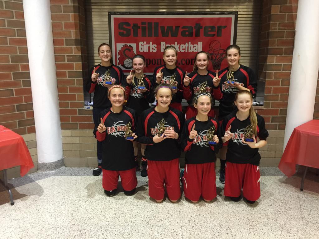 7th Grade A - Champions - Elk River