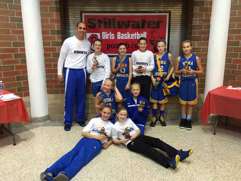 5th Grade A - 2nd Place - STMA
