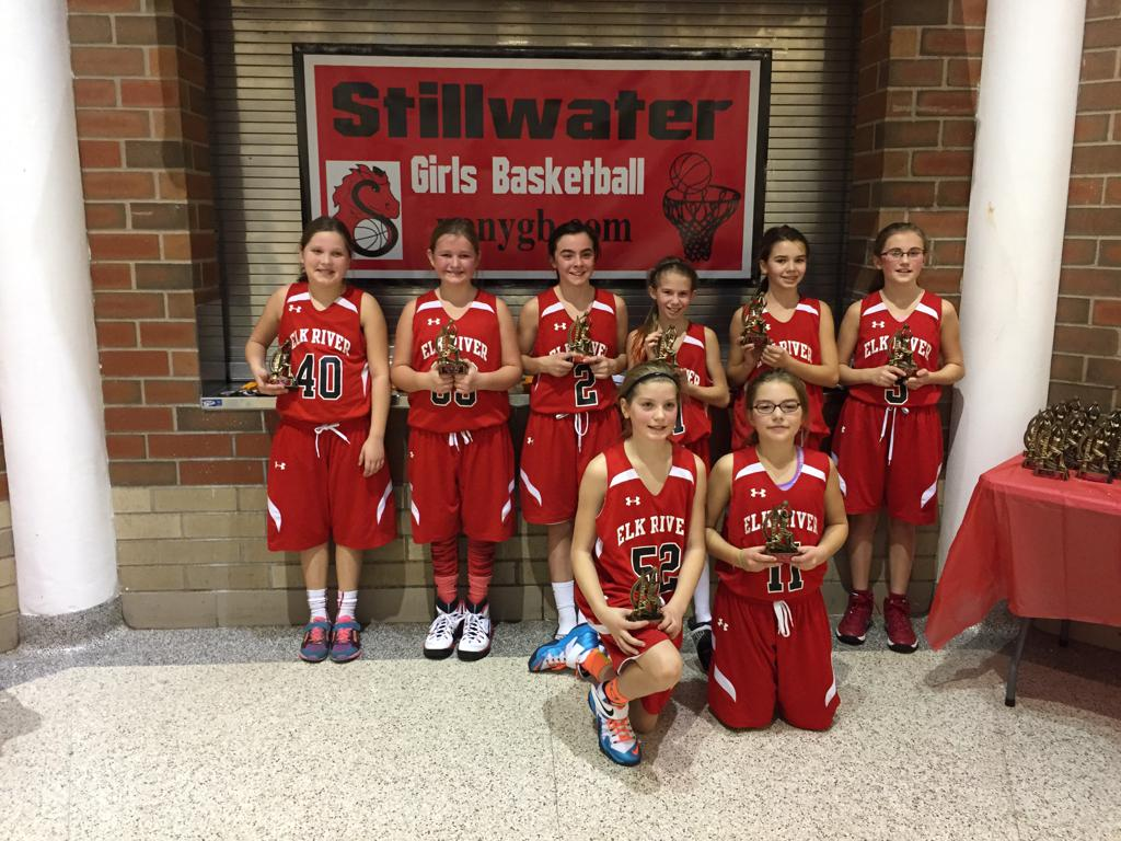 4th Grade A / 5th Grade C - 2nd Place - Elk River