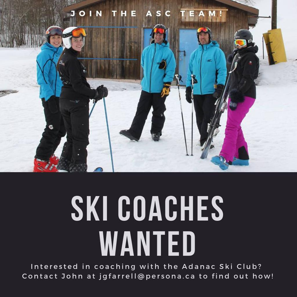 Adanac Coaches Wanted Poster