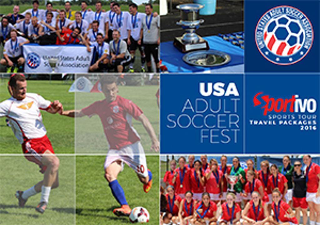Adult Soccer Fest Travel Packages