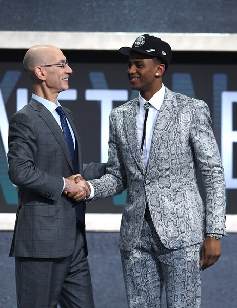 Nickeil Alexander Walker (New Orleans Pelicans 17th Overall Pick)