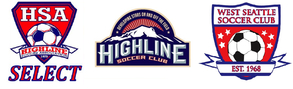HIGHLINE SOCCER ASSOCIATION