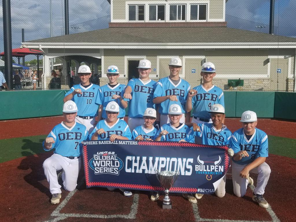 USSSA Global World Series Champions