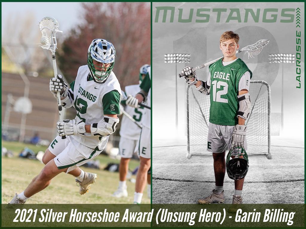 2021 Silver Horseshoe Award (Unsung Hero) - Garin Billing