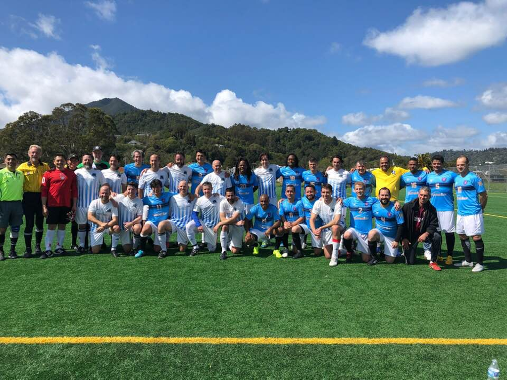 2019 Spring Champions Atletico, picture of the Championship game vs. North Tam