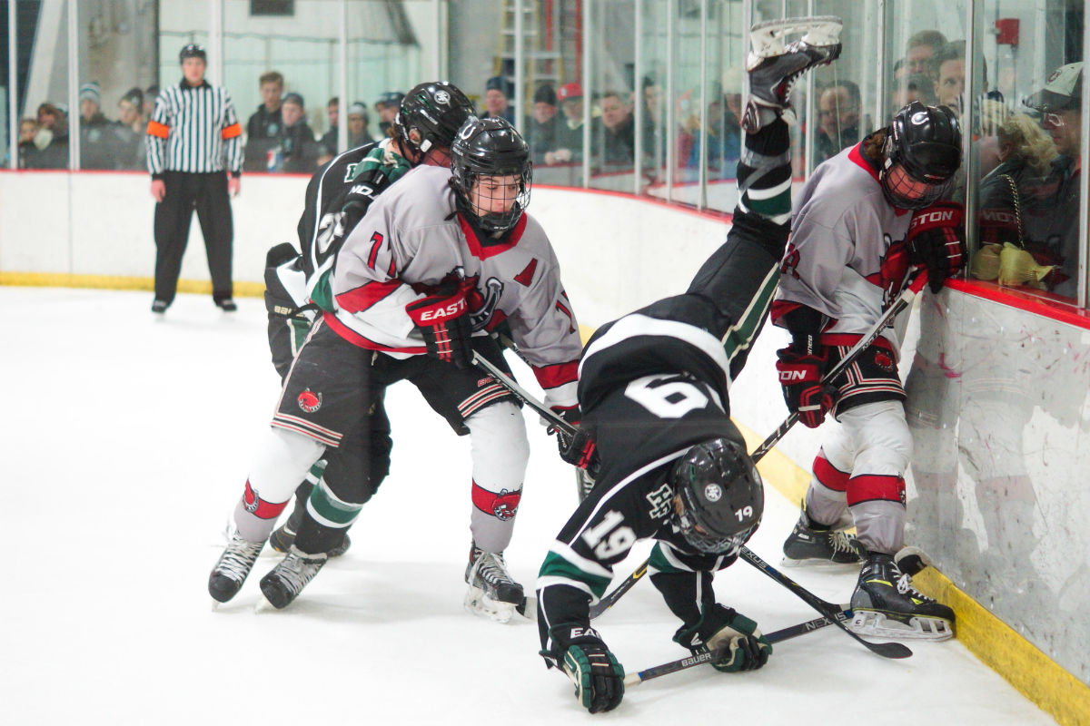 MN H.S.: Power Play Propels Ponies Past Fire