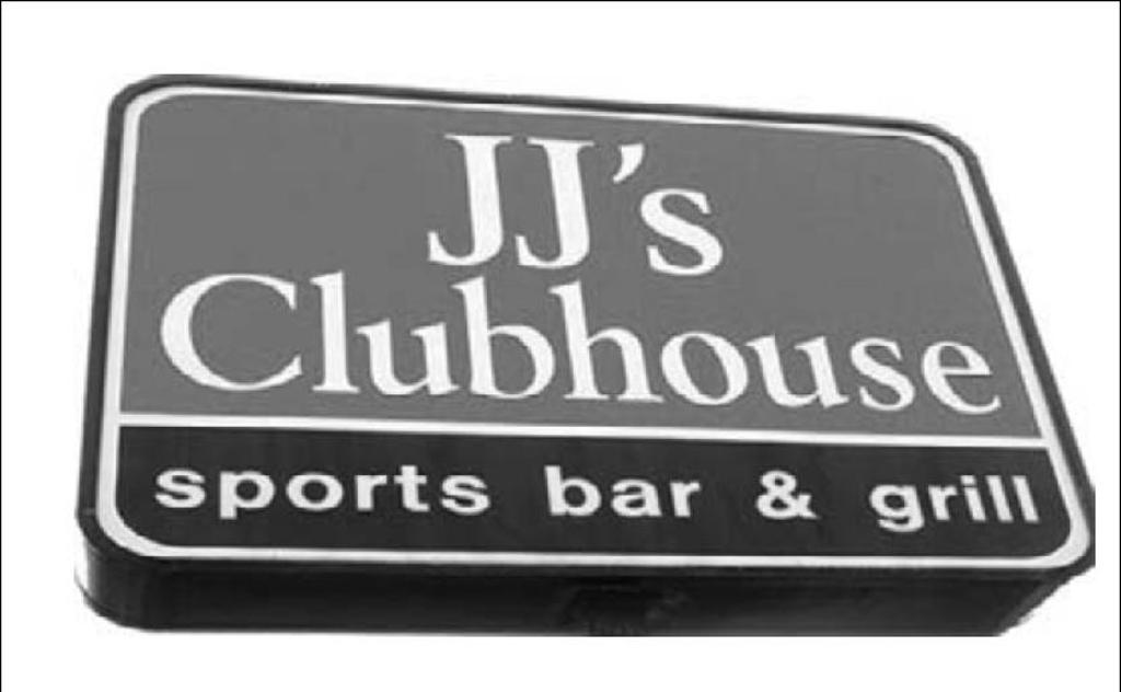 Thank you to our Sponsor JJ's Clubhouse