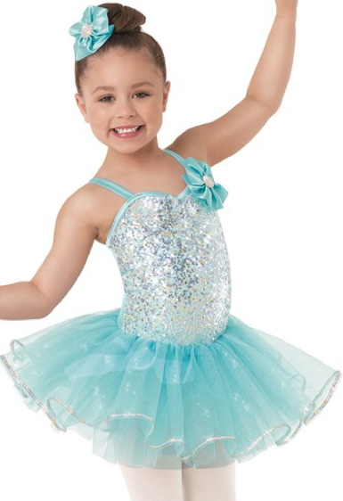Look up your recital costume - Now Available