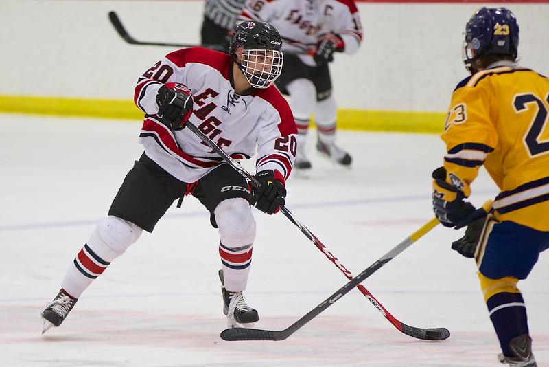 No. 1 seed Eden Prairie will face Anoka in its State Tournament quarterfinal. Credit: Tim Kruse, Epboyshockey.com