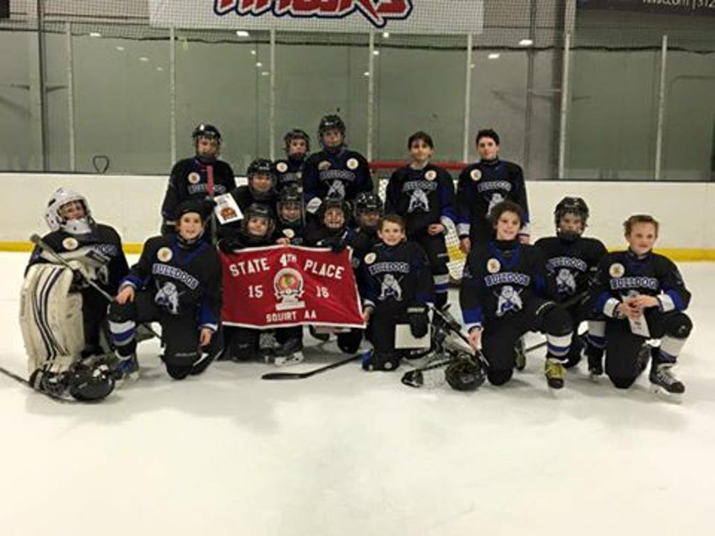 Bulldogs Squirt '05s - IL State Championship 4th Pace